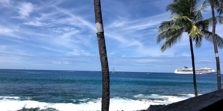 Read more about the article Kona, Hawaii Cruise Ship Schedule for 2019