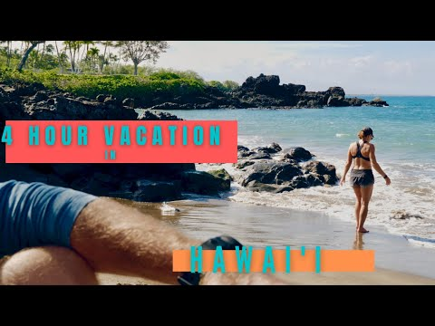 Read more about the article 4 Hour Vacation in Hawaii