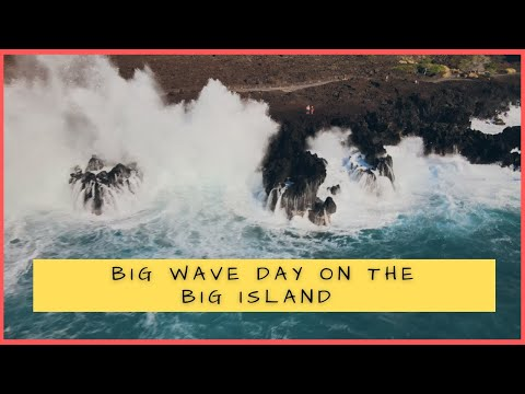 Read more about the article Big Wave Day on the Big Island