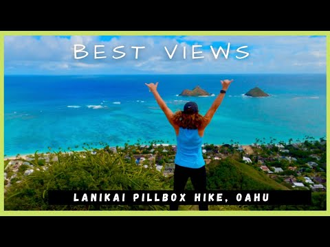 Read more about the article Best Little Hike on Oahu- Lanikai Pillbox Hike