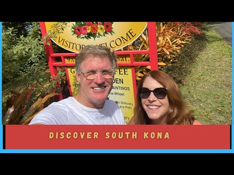 Read more about the article Discover Things To Do in South Kona