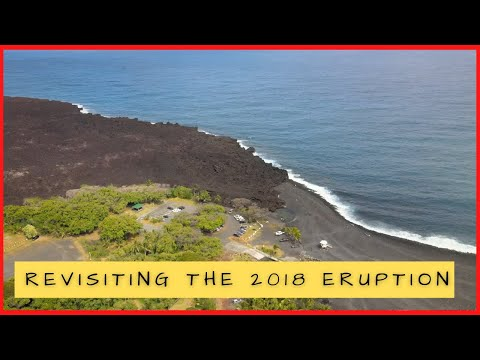 Read more about the article Revisiting the 2018 Eruption and more on the Big Island