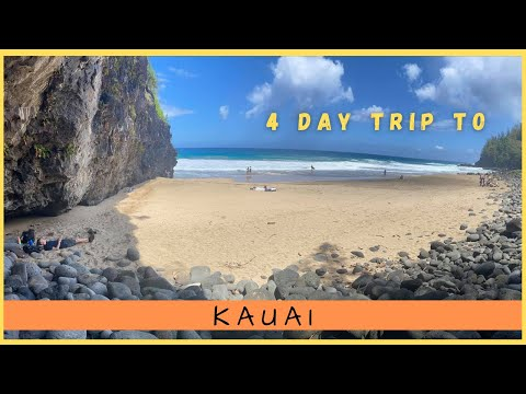 Read more about the article 4 Day Trip to Kauai