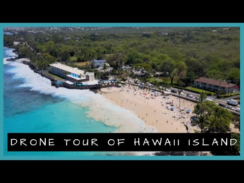 Read more about the article Drone Tour of Hawaii Island