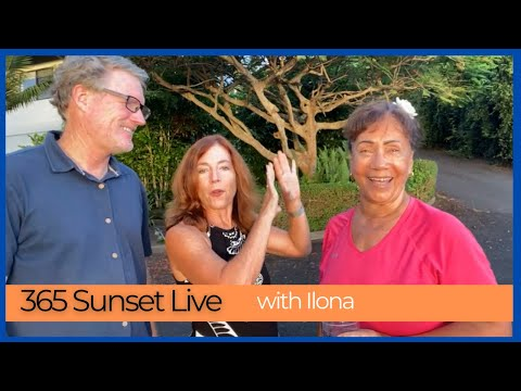 Read more about the article 365 Sunset Live – Illona Honig – Hawaiian Healer