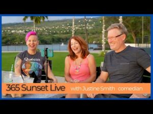 Read more about the article 365 Sunset Live With Justine Smith at Outrigger Resort in Keauhou